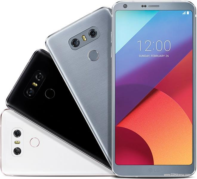 LG G6 - Original set by LG Malaysia - Ready Stock + FREE Case!
