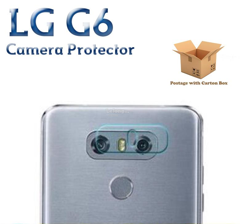 LG G6 Tempered Glass Camera Protector