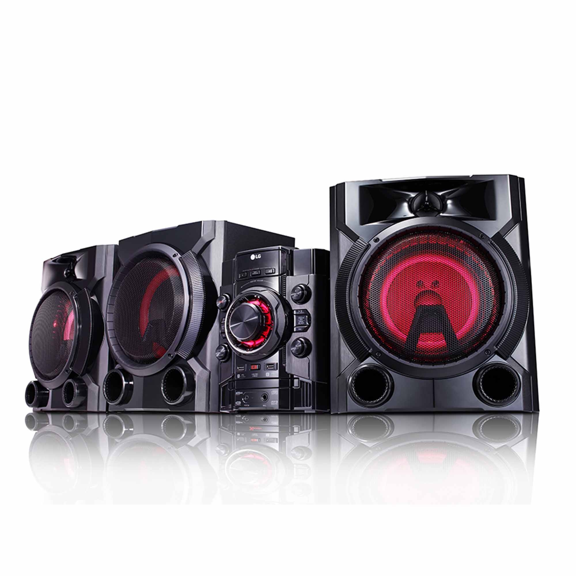 lg home theater. lg home theater cm5760 (1100 w) x-boom + bluetooth multipoint lg