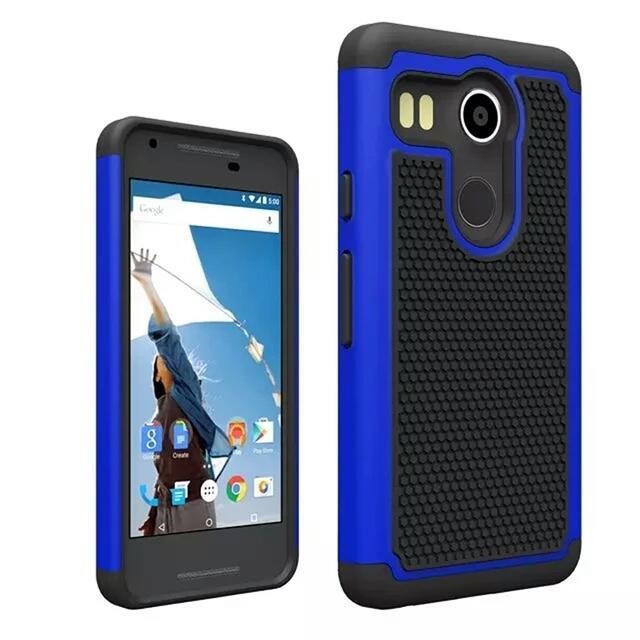 premium selection 18410 e1dd9 LG nexus 5X back cover case
