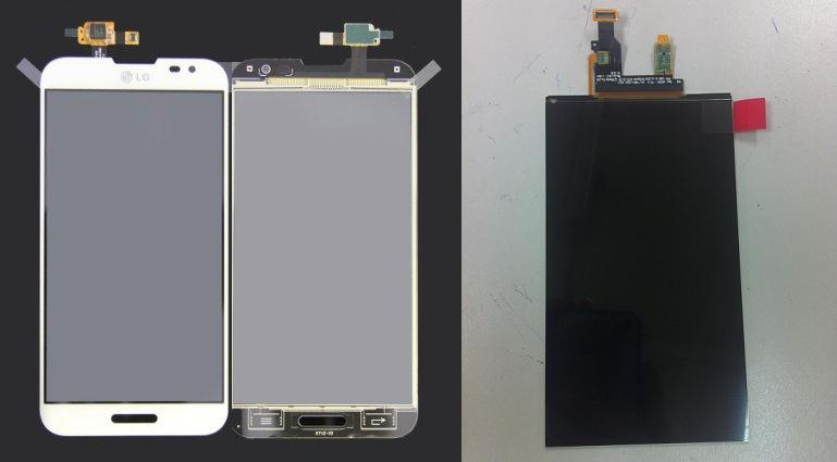 Lg Optimus G Pro F240 E980 E988 Display Lcd / Digitizer Touch Screen