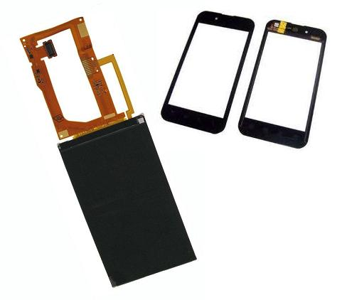 LG Otimus P970 Display Lcd / Digitizer Touch Screen Sparepart Services