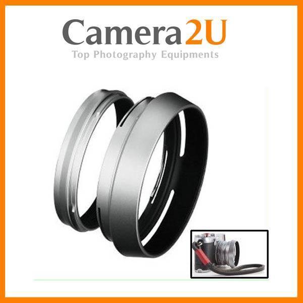 LH-X100 Lens Hood Filter adaptor for Fuji Fujifilm X100T X100s X70