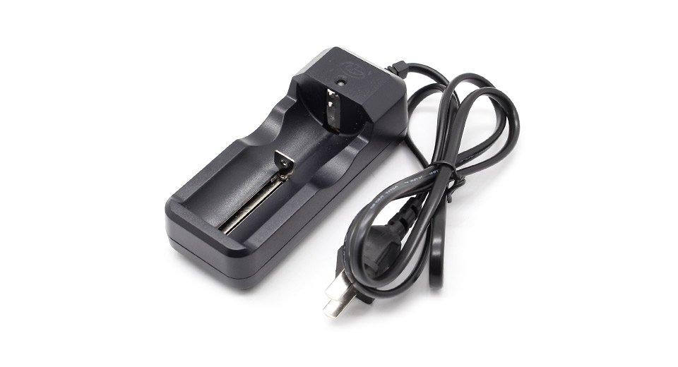Li-Ion Charger 18350/18650/26650/CR123/14500/16340