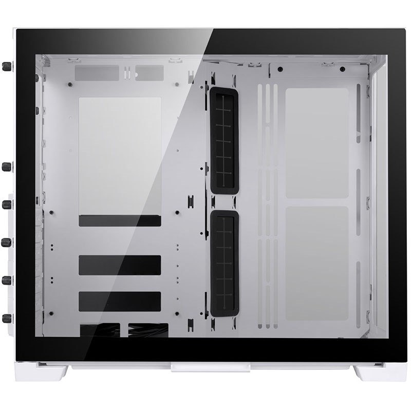 LIAN LI PC-O11 DYNAMIC MINI TG CASE WHITE - PC-O11DMI-W
