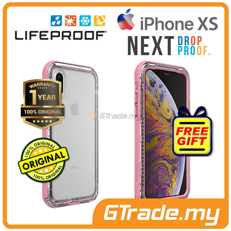 newest 20b89 56175 Lifeproof Next Shield Case Apple Iphone Xs X Cactus Rose *Free Gift
