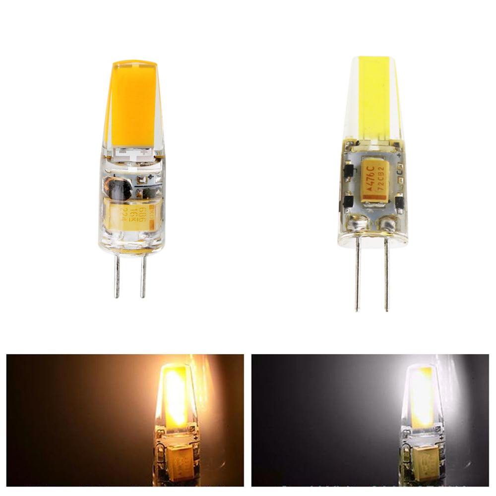 Light Bulbs - Led B-pin Lamp - OMTO G4 Led Bulb Ac Dc 12v 220v 3w Cob1..