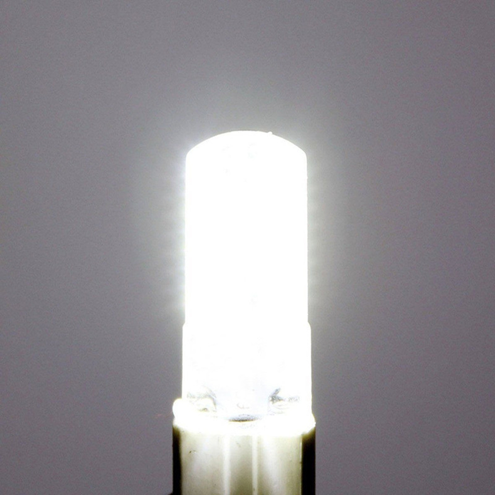 Light Bulbs - OMTO G4 G9 E14 Smd 3014 Silicone Led Lamp 104led 220v Bi..