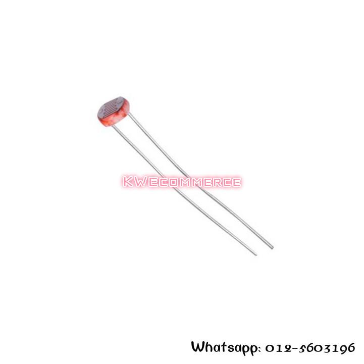Light Dependent Resistor LDR Sensor (end 12/27/2018 5:15 PM)
