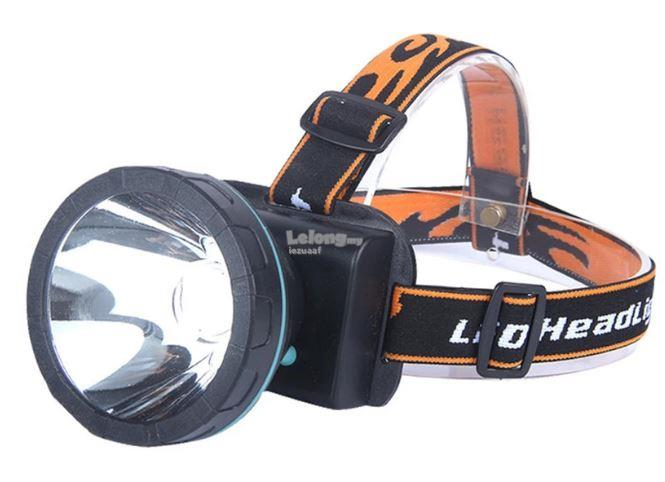 Light Headlamp High Power Charging Outdoor Illumination Lamp From Whit