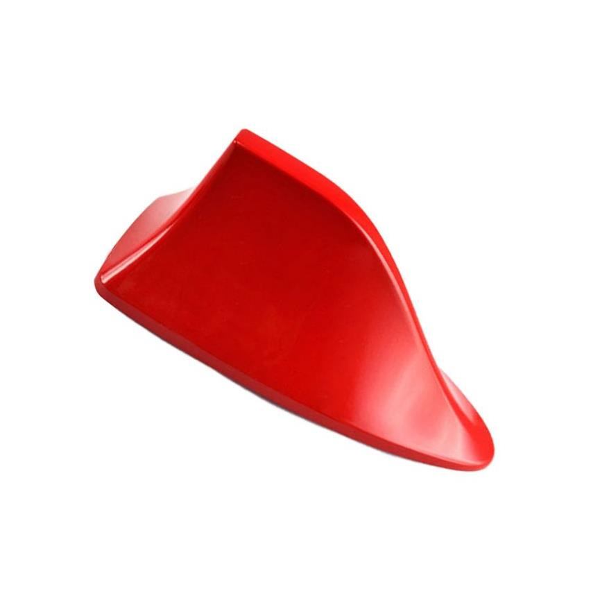 Light Red Color Shark fin antenna Universal For cars
