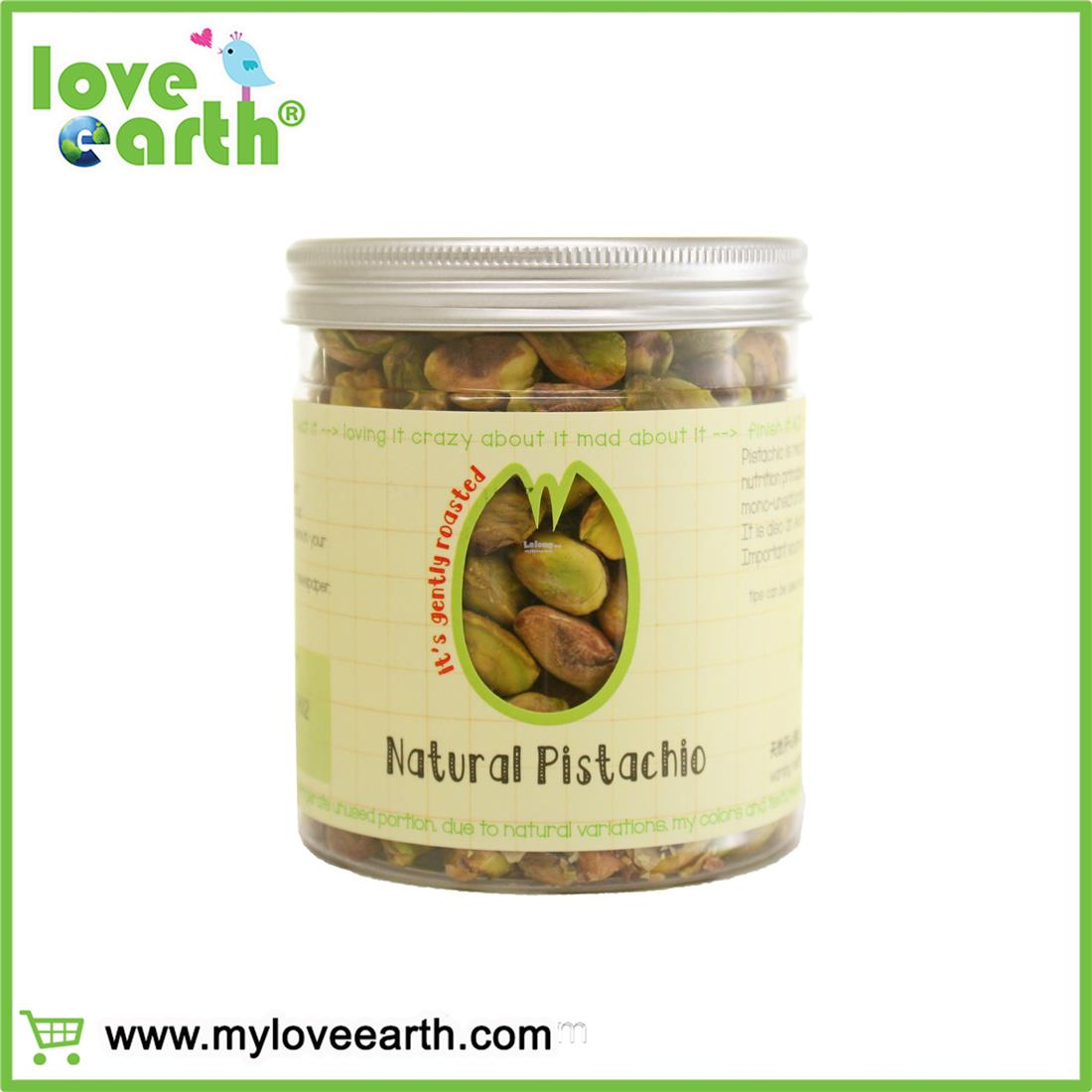 LIGHT ROASTED NATURAL PISTACHIO 150G