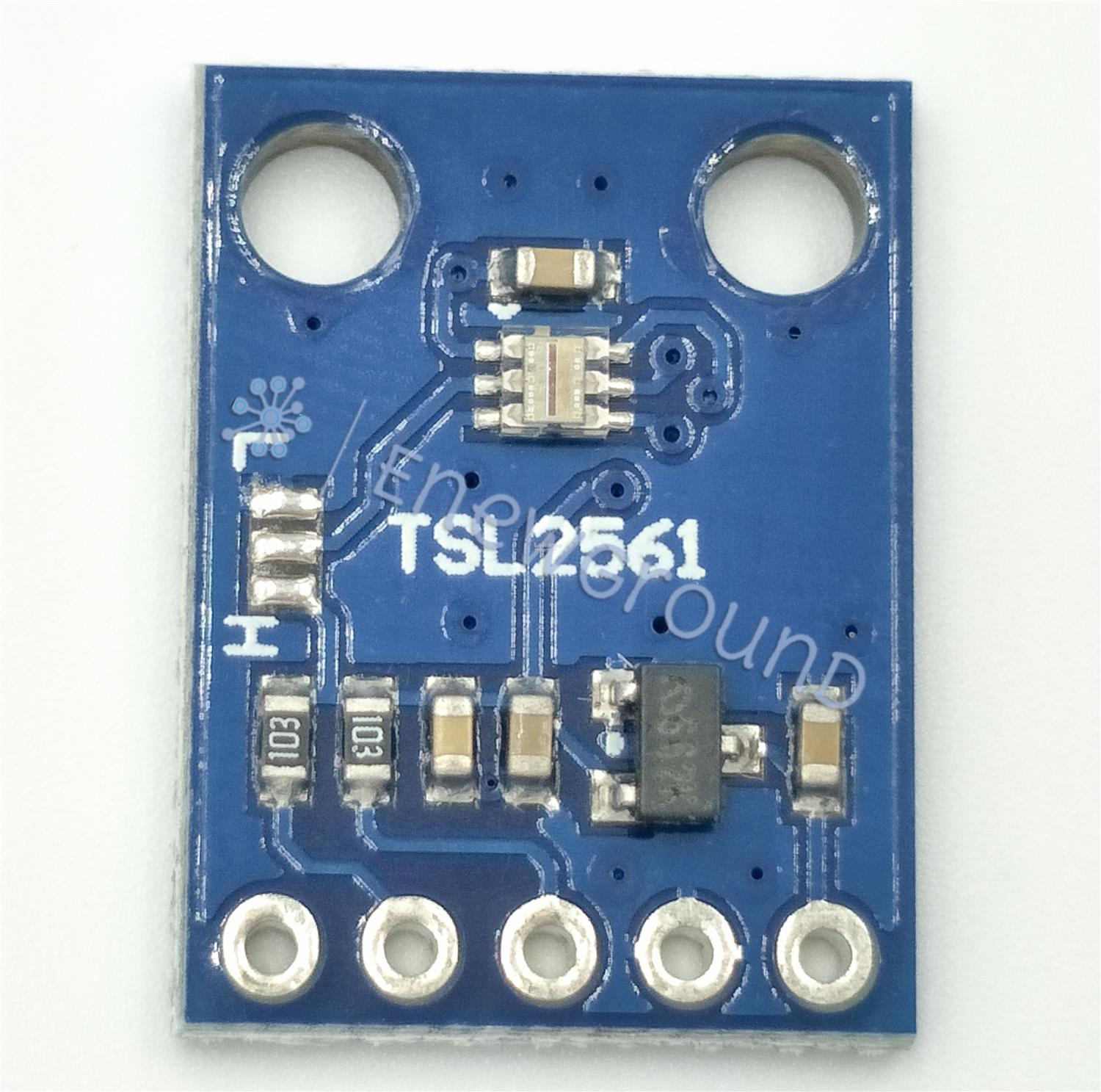 Light sensor module (GY-2561 TSL2561, 300 to 1100 nm)