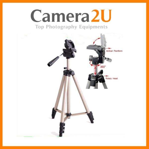 New Light Weight Tripod For Digital Camera Video Camcorder T37