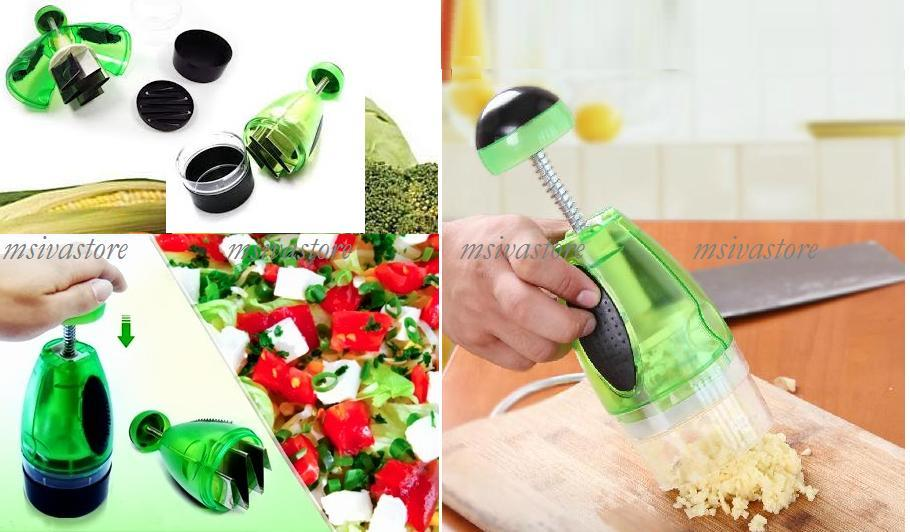 LIMITED ECO GREEN SLAP CHOP.The Perfect Chopper for All Your Needs!