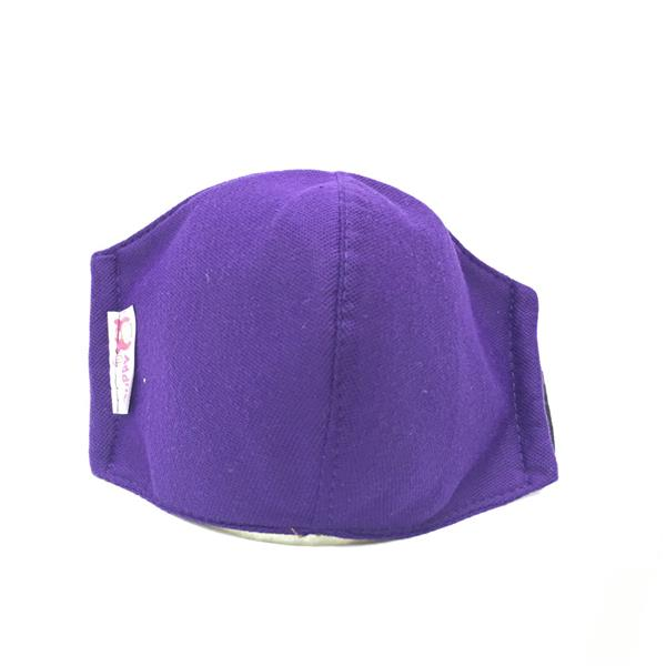 LIMITED EDITION ADULT FACE MASK CLOTH 1 PIECE (REUSABLE) PURPLE