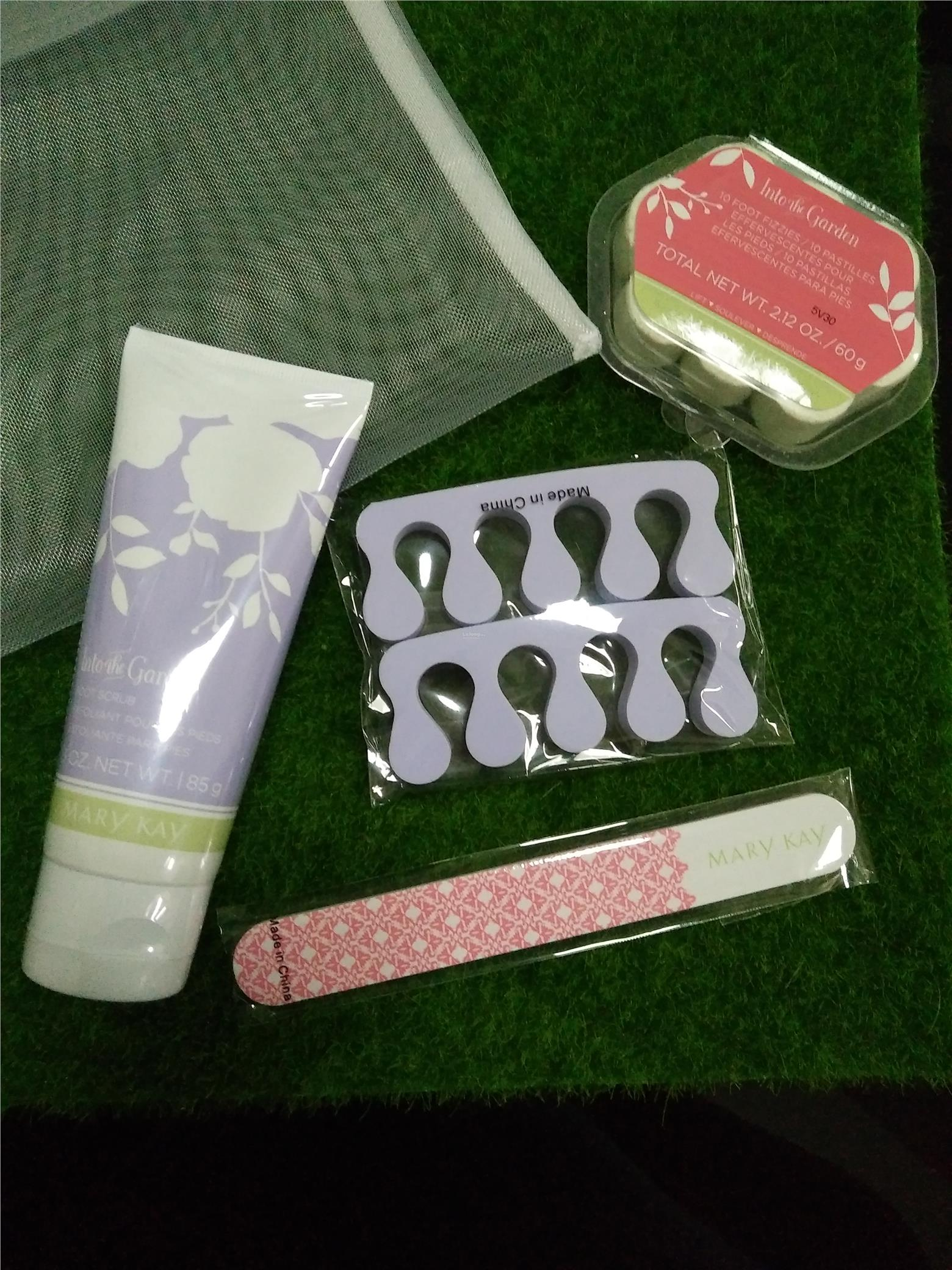 Limited-Edition Into The Garden Pedicure Set