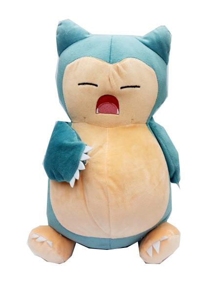 LIMITED EDITION POKEMON SNORLAX SOFT TOY 12INCH