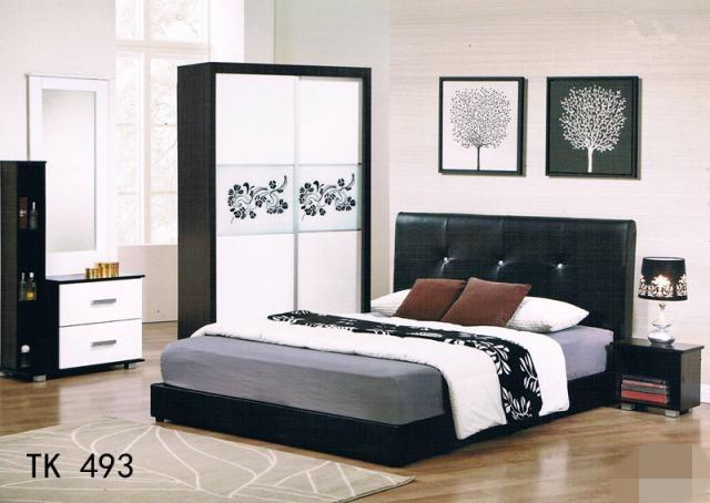 LIMITED SALE BEDROOM SET MODEL - TK493