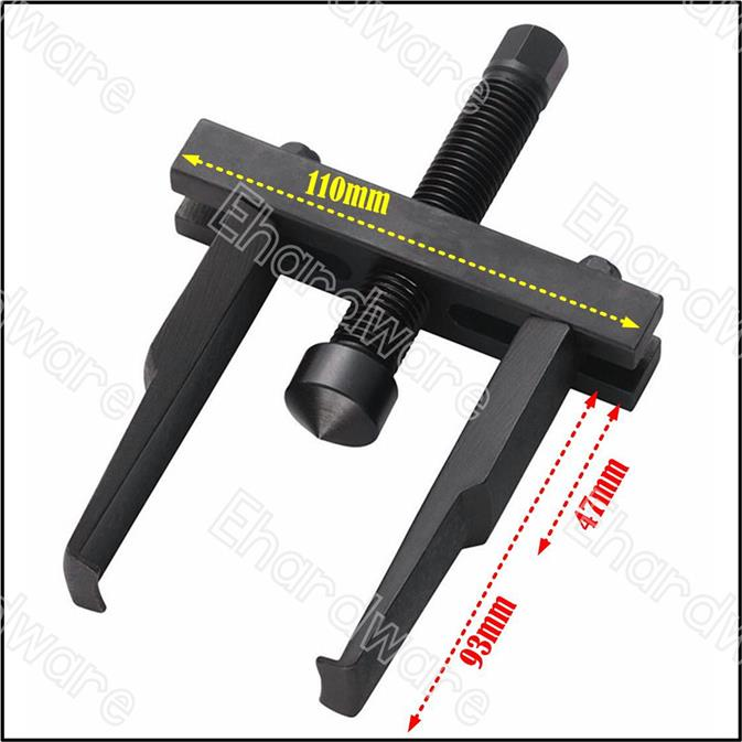 LIMITED SPACE EXTRA THIN TWO JAWS BEARING PULLER (4622)