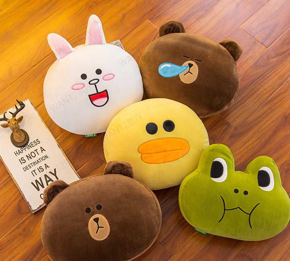 Line Friends Brown Cony Sally Soft (end 11 15 2019 3 15 PM) 10ac86d516