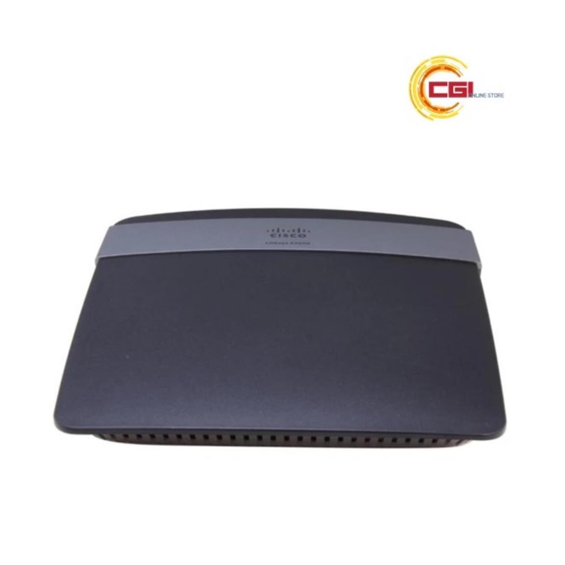 Linksys E2500 N600 Dual-Band Wi-Fi Router (E2500-AP)