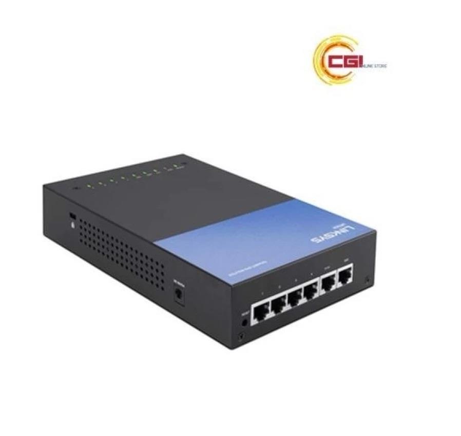 Linksys LRT214 Business Gigabit VPN Router (LRT214-AP)