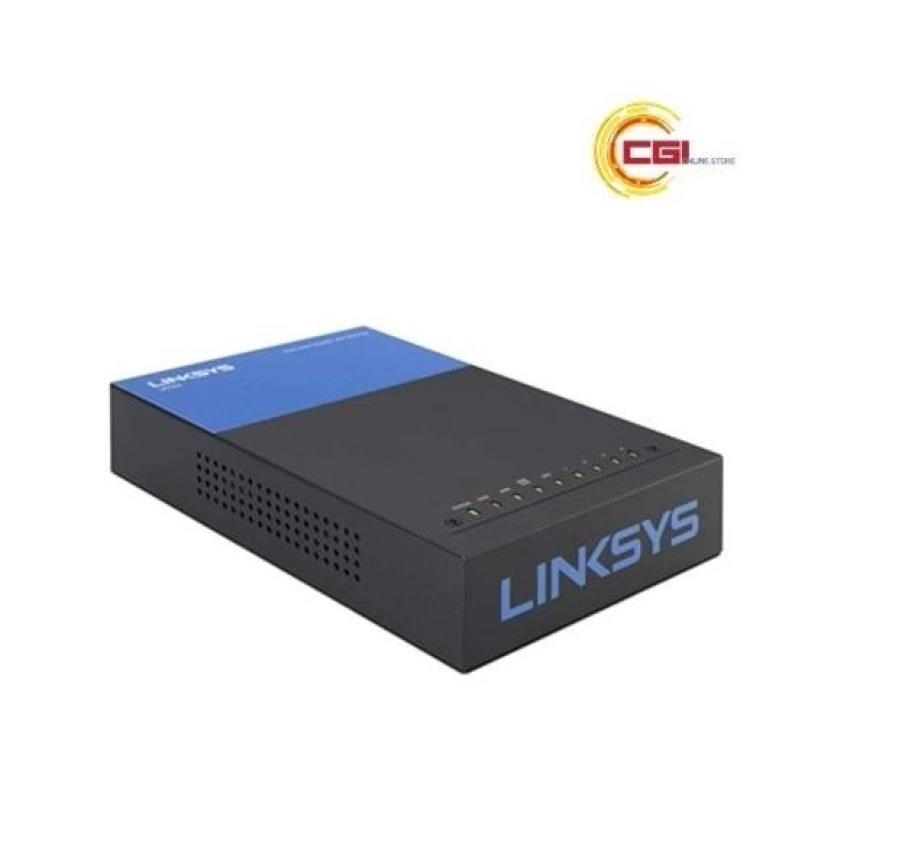 Linksys LRT224 Dual WAN Business Gigabit VPN Router (LRT224-AP)