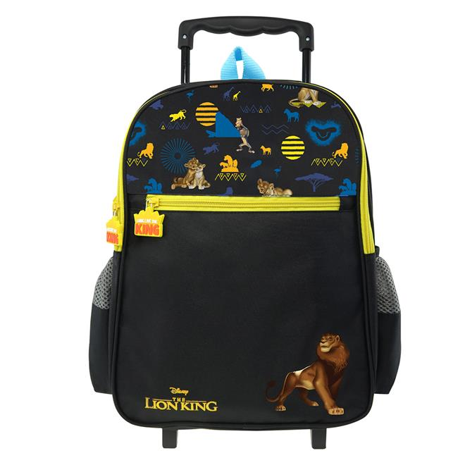 Lion King Pre School Trolley Bag End 7