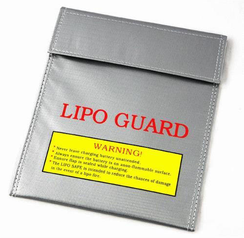 Lipo Safety Storage Bag 230 X 300 Mm