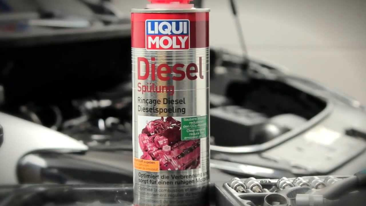 Liqui Moly Diesel Purge Engine Cleaning Additive