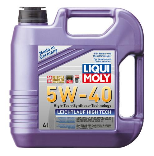 liqui moly leichtlauf high tech 5w40 end 8 22 2018 3 28 pm. Black Bedroom Furniture Sets. Home Design Ideas