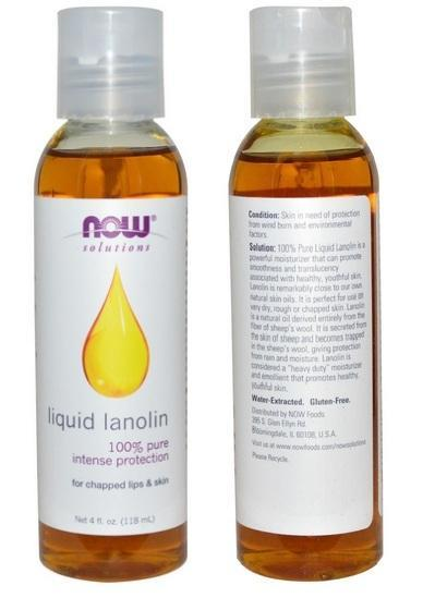Liquid Lanolin, 100% Pure intense protection (118ml) Made in USA