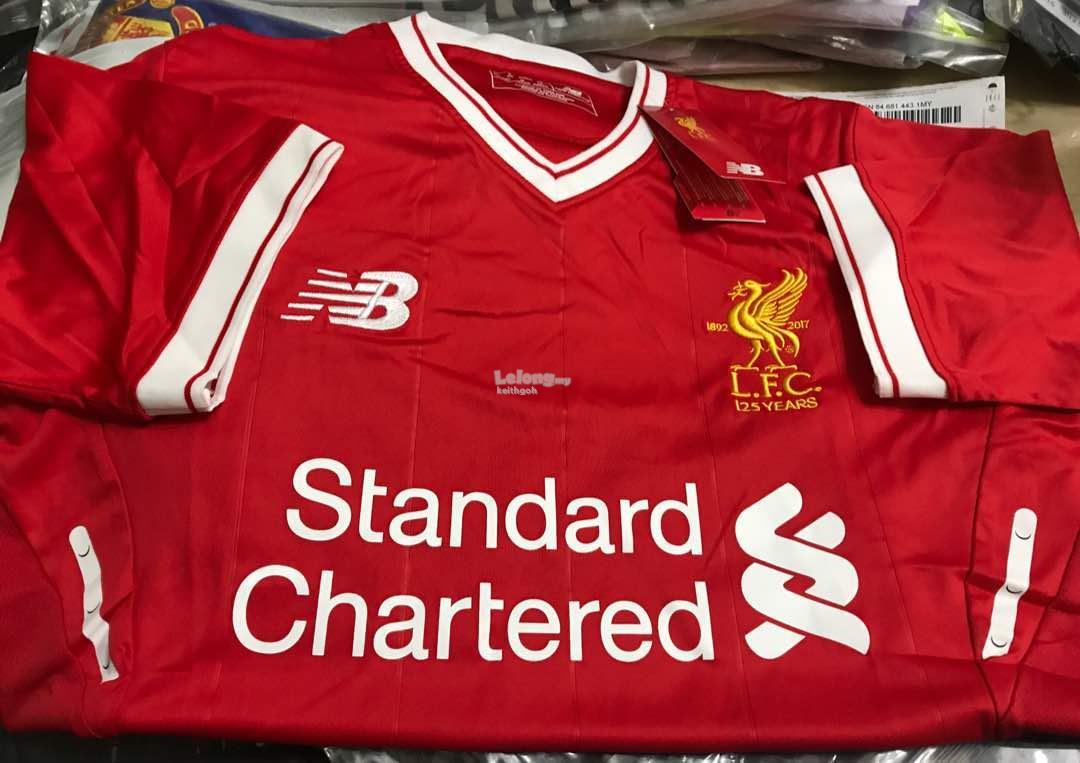 e8ead65fa ... Business liverpool original jersey Liverpool FC 2017 2018 ...