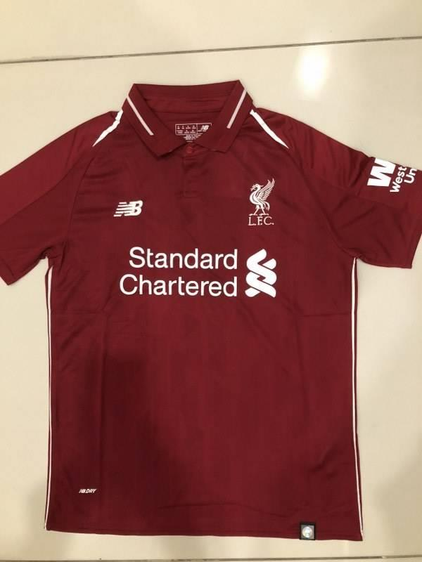 online store f1b3e 0322f Liverpool Home Jersey 2018/19