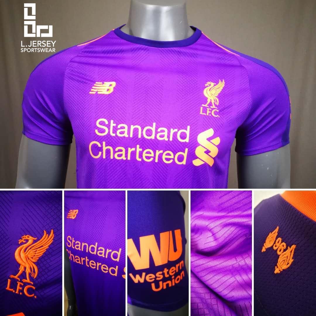 new style 8e4e2 b7932 Liverpool Men Away 2018/19 Fans Jersey