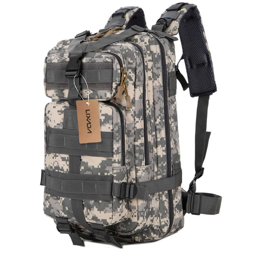 f3122353e579 Lixada 30L Assault Pack Army Molle Bug Out Bag (camouflage 3)