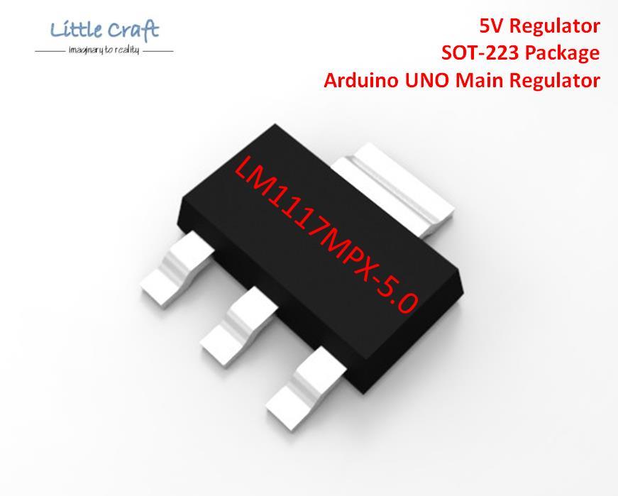 Lm mpx v voltage regulator for a end pm
