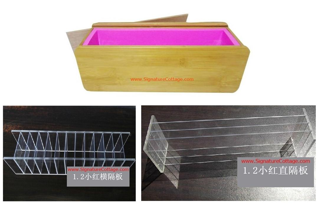 Loaf Mould & Seperator Package