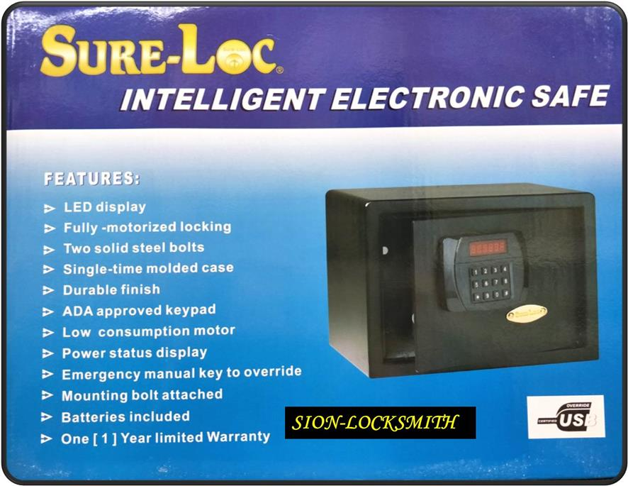 SURE LOC Safety Box - Discount 16% Save $85 - SLD2535