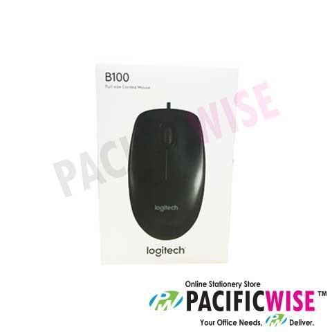 43cb8ea96d1 Logitech B100 Optical USB Mouse (end 2/8/2020 4:15 PM)
