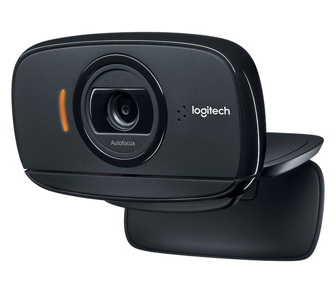 Logitech B525 Webcam 2 Megapixel 30 fps USB 2.0 1280 x 720 Vid