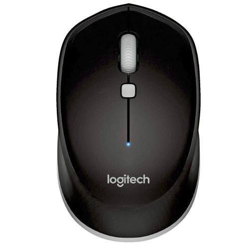 Logitech Bluetooth Mouse-Black (M337)