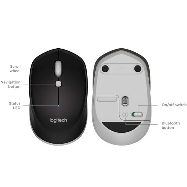 Logitech® Bluetooth Mouse M337