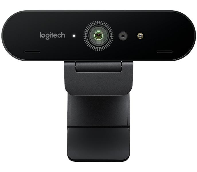 Logitech Brio 4K Pro Webcam Black 960-001105