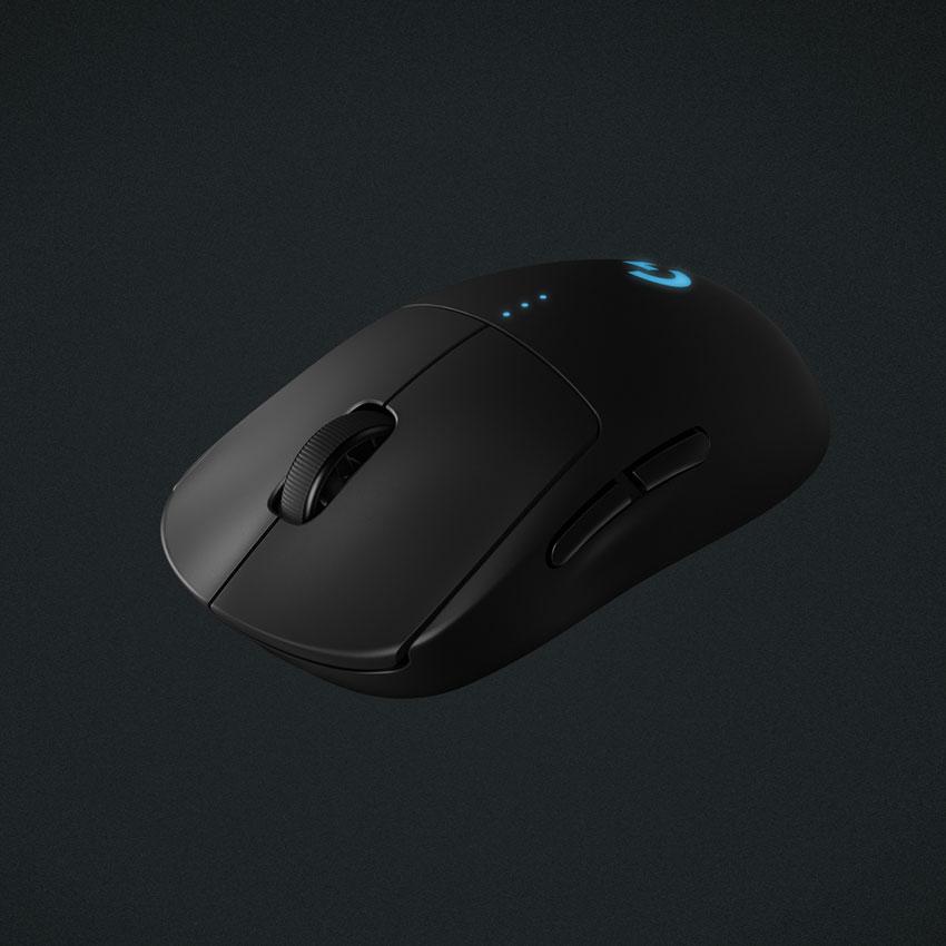 Logitech G Pro Hero Wireless Gaming Mouse