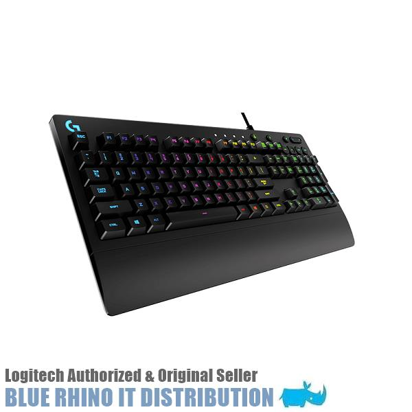 Logitech G213 Prodigy RGB Gaming Keyboard (920-008096)