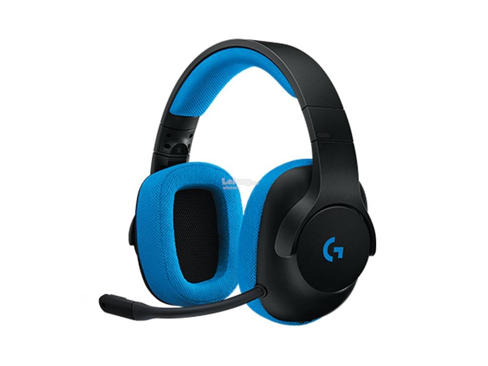 LOGITECH G233 PRODIGY GAMING WIRED HE (end 8/2/2018 5:15 PM)