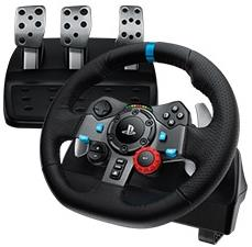 LOGITECH G29 DRIVING FORCE RACING WHEEL CONTROLLER (941-000139)