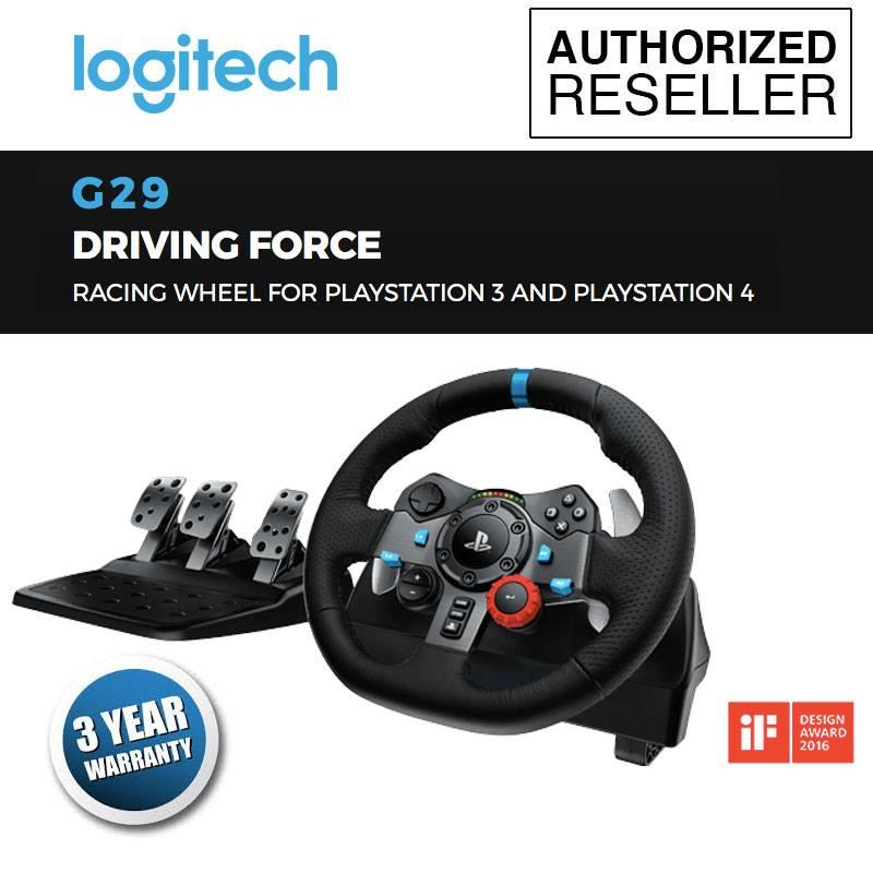 e37c755f9dd Logitech G29 Driving Force Racing W (end 1/10/2019 12:15 PM)